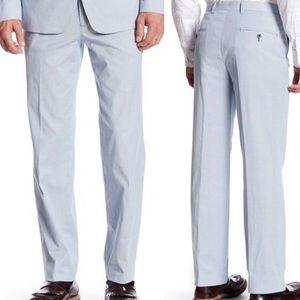 Tommy Hilfiger Warren men's blue Pinstripe pants